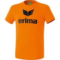 Erima Promo T-shirt - Oranje / Zwart