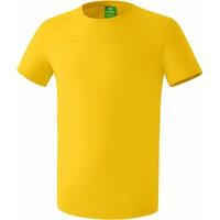 Erima Style T-Shirt Kinderen - Geel