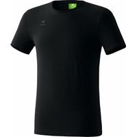 Erima Style T-Shirt Kinderen - Zwart