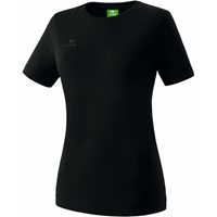 Erima Teamsport T-shirt Dames - Zwart