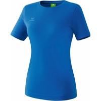 Erima Teamsport T-Shirt Dames - Royal