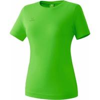 Erima Teamsport T-Shirt Dames - Green