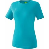 Erima Teamsport T-Shirt Dames - Petrol