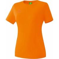 Erima Teamsport T-Shirt Dames - Oranje