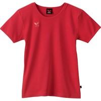 Erima Basic T-shirt Dames - Rood