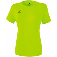 Erima Teamsport Functioneel T-Shirt Dames - Green Gecco