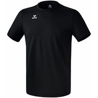 Erima Teamsport Functioneel T-Shirt - Zwart