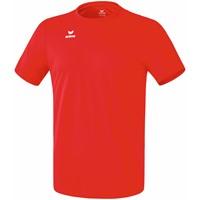 Erima Teamsport Functioneel T-Shirt - Rood