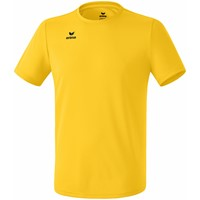 Erima Teamsport Functioneel T-Shirt - Geel