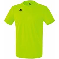 Erima Teamsport Functioneel T-Shirt - Green Gecco