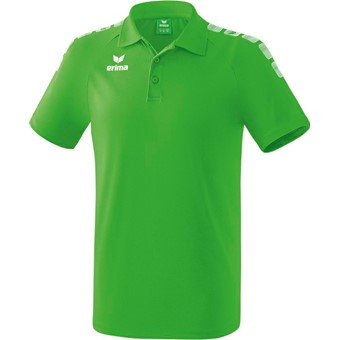 Picture of Erima Essential 5-C Polo - Green / Wit