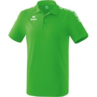 Erima Essential 5-C Polo - Green / Wit