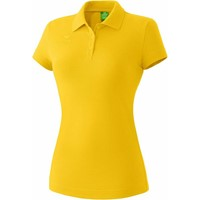 Erima Teamsport Polo Dames - Geel