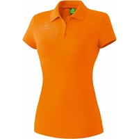 Erima Teamsport Polo Dames - Oranje