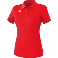 Erima Functionele Polo Dames - Rood
