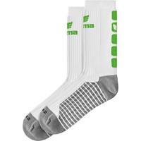 Erima Classic 5-C Sportsokken - Wit / Green