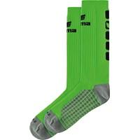 Erima Classic 5-C Sokken Lang - Green / Zwart