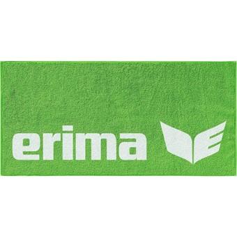 Picture of Erima (50 X 100 Cm) Handdoek - Green / Wit