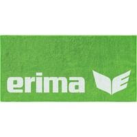 Erima (50 X 100 Cm) Handdoek - Green / Wit