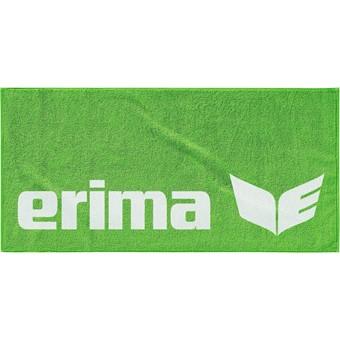 Picture of Erima (70 X 140 Cm) Badlaken - Green / Wit