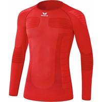 Erima Functional Longsleeve Shirt Lange Mouw - Rood