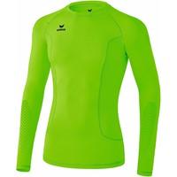 Erima Elemental Longsleeve Shirt Lange Mouw - Green Gecco