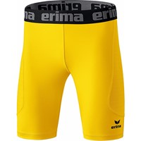 Erima Elemental Short Tight Kinderen - Geel