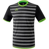 Erima Barcelona Shirt Korte Mouw Kinderen - Zwart / Green Gecco