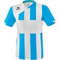 Erima Siena 3.0 Shirt Korte Mouw - Curacao / Wit
