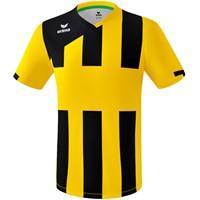 Erima Siena 3.0 Shirt Korte Mouw - Geel / Zwart