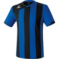 Erima Siena 2.0 Shirt Korte Mouw - Royal / Zwart