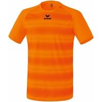 Erima Santos Shirt Korte Mouw - Oranje