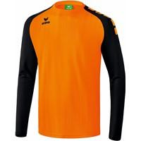 Erima Tanaro 2.0 Voetbalshirt Lange Mouw - Oranje / Zwart