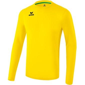 Picture of Erima Liga Voetbalshirt Lange Mouw Kinderen - Geel