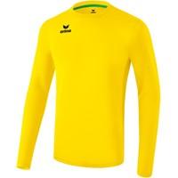Erima Liga Voetbalshirt Lange Mouw - Geel