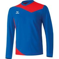 Erima Glasgow Voetbalshirt Lange Mouw - Royal / Rood