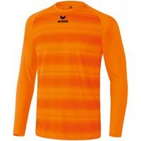 Erima Santos Voetbalshirt Lange Mouw - Oranje