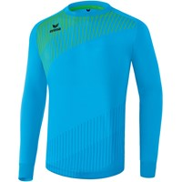 Erima Pro Keepershirt Lange Mouw - Curacao / Green Gecco