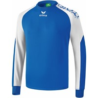 Erima Graffic 5-C Functioneel Sweatshirt Kinderen - New Royal / Wit
