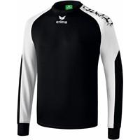 Erima Graffic 5-C Functioneel Sweatshirt Kinderen - Zwart / Wit
