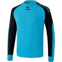 Erima Graffic 5-C Functioneel Sweatshirt - Curacao / Zwart