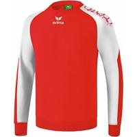 Erima Graffic 5-C Katoenen Sweatshirt Kinderen - Rood / Wit