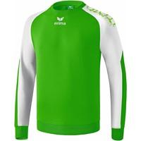 Erima Graffic 5-C Katoenen Sweatshirt - Green / Wit
