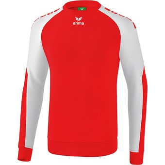 Picture of Erima Essential 5-C Sweatshirt - Rood / Wit