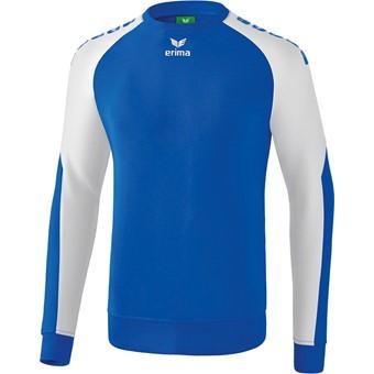 Picture of Erima Essential 5-C Sweatshirt Kinderen - New Royal / Wit