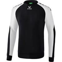 Erima Essential 5-C Sweatshirt Kinderen - Zwart / Wit