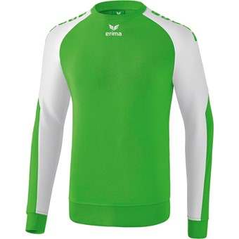 Picture of Erima Essential 5-C Sweatshirt Kinderen - Green / Wit
