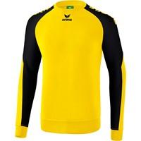 Erima Essential 5-C Sweatshirt Kinderen - Geel / Zwart