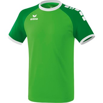 Picture of Erima Zenari 3.0 Shirt Korte Mouw - Green / Smaragd / Wit