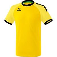 Erima Zenari 3.0 Shirt Korte Mouw - Geel / Buttercup / Zwart